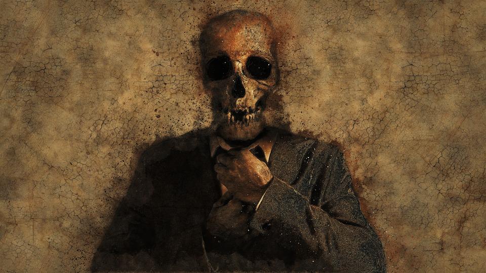 Jak znika whiskey - czyli żartobliwie o spotkaniu ze śmiercią