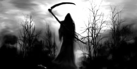 Randkując ze Śmiercią