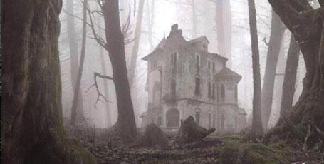 Szpital w głębi lasu