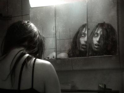 Nie patrz w lustra