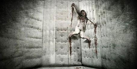 Przytul się do ściany - definicja szaleństwa.