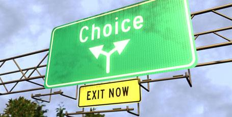 Dokonaj wyboru