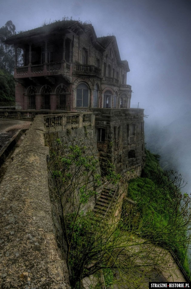 19 niesamowitych opuszczonych budynków (a nawet całych miast!)