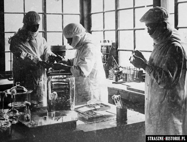 10 najstraszniejszych eksperymentów naukowych