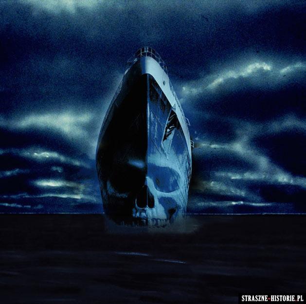 Przerażające okręty widma i ich historie