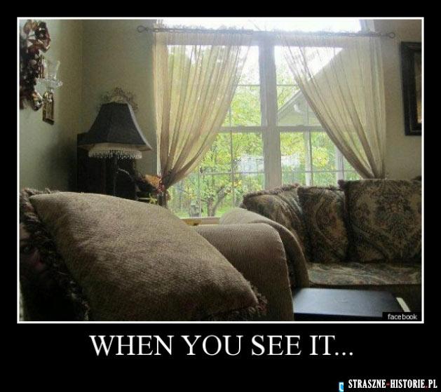 Żeby to dostrzec, musisz się przyjrzeć