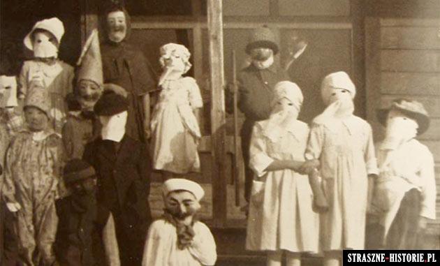 25 przebrań na Halloween z dawnych czasów, które powrócą w twoich koszmarach