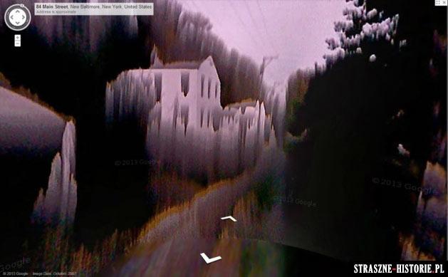 20 najdziwniejszych i najstraszniejszych miejsc w Google Street View