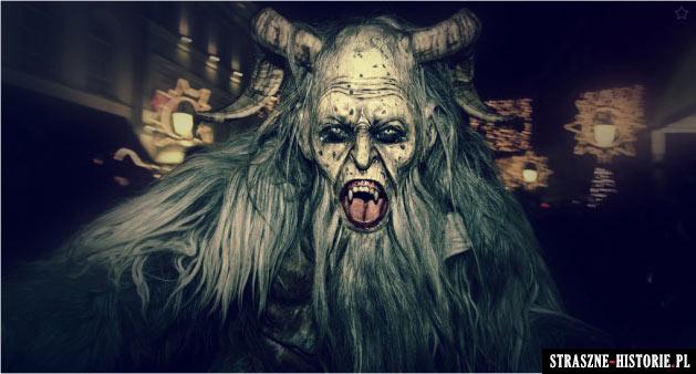 9 legendarnych potworów związanych z Bożym Narodzeniem