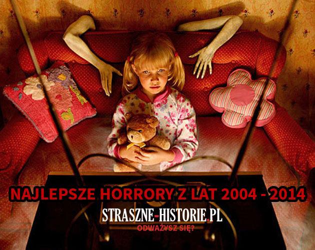 50 najlepszych horrorów ostatnich 10 lat! (2004 - 2014)