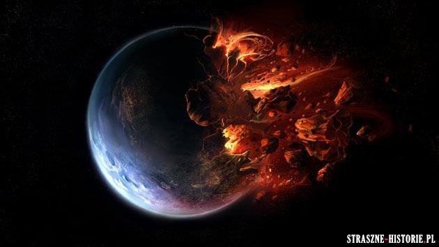 Harmonogram apokalipsy. Jak skończy się świat?