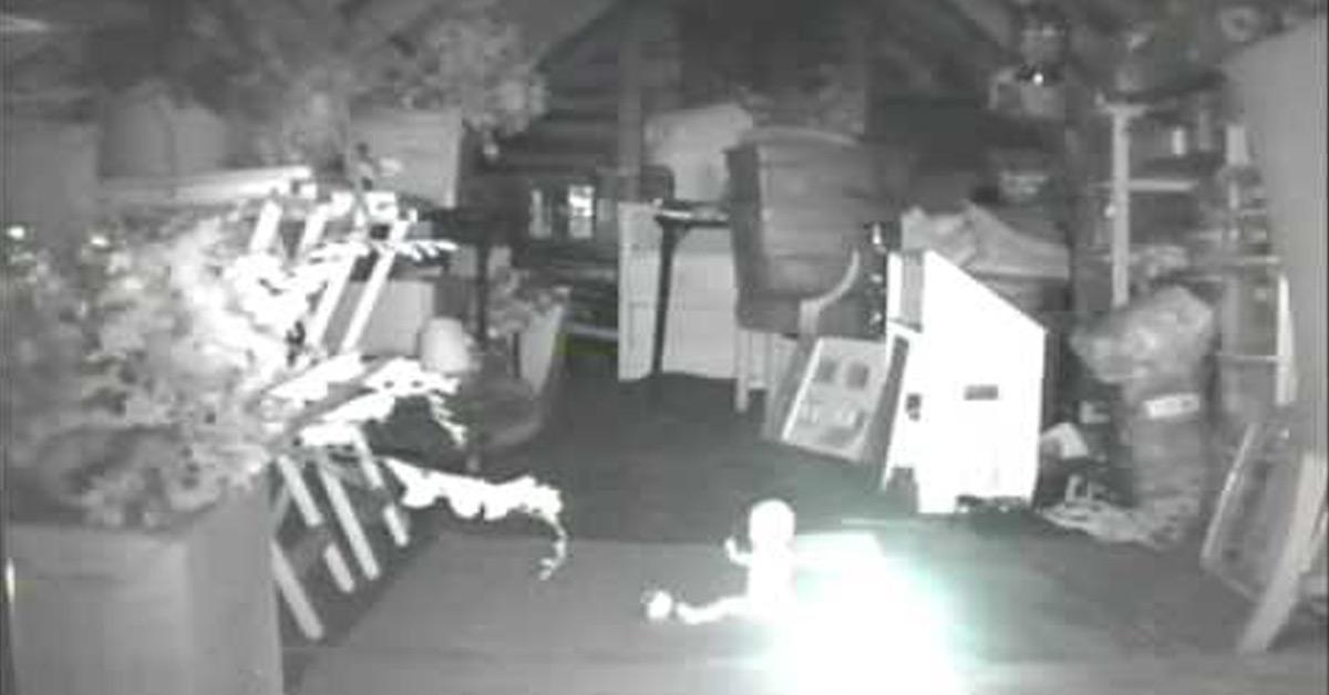 10 przerażających nagrań z duchami. Czy są prawdziwe?