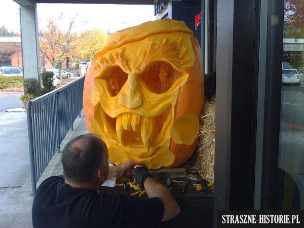 60 najciekawszych dyni na Halloween