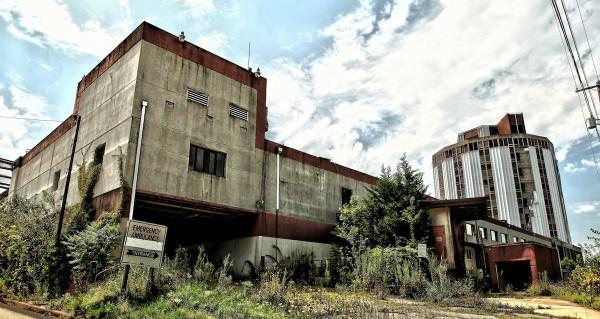 Opuszczony-szpital