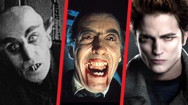 Jak zmieniał się wizerunek wampira w filmach?