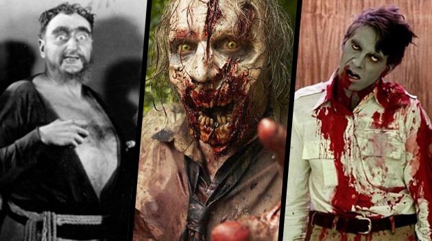 Jak zmieniały się zombie w filmach?
